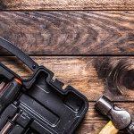 Caja de herramientas para pequeñas reparaciones en casa